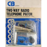 ARISTA CB-750  -  Two-Way Radio Telephone Patch Phone Patch to Radio Emergency Comms - NOS