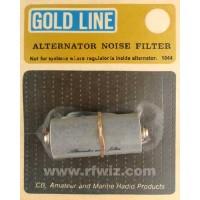 GOLD LINE GLC-1044  -  DC Power Line Alternator Noise FIlter CB Marine Amateur Radio - NOS