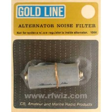GOLD LINE GLC-1044  -  DC Power Line Alternator Noise FIlter CB Marine Amateur Radio - NOS