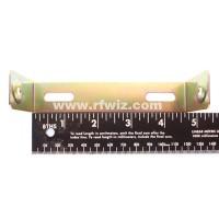 "Uniden HBCT418696B  -  4 5/8"" Mounting Bracket For PRO510XL PRO510AXL PRO520XL CB Radios - NOS"