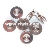 Workman MK10  -  Metal Replacement Mic Hang-Up Button - NOS
