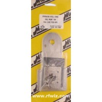 Mid-West SS-HM  -  Stainless Steel Stake Hole Antenna Mount for Full Size Pick-Up Trucks Midwest - NOS