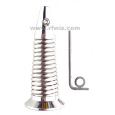 Comtelco BLCSS  -  Shock Spring BRITE for .125 or .100 Steel Whips