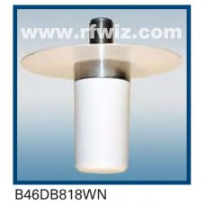 "Comtelco B46DB818WN  -  806 -960/1850-1990 MHz Low Profile 1 1/2"" Dia. x 4 1/8"" Dual Band Ceiling Antenna"
