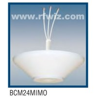 "Comtelco BCM24MIMO  - 2.4-2.7 GHz 6"" Unity Gain MIMO w/3 12"" Teflon® Pigtails Ceiling Antenna"