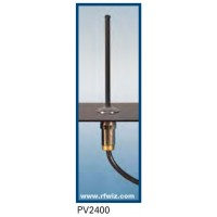"Comtelco PV2400  - 2400-2500 MHz 3"" Unity Gain Vend N-Female Base Antenna"