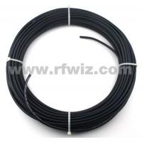 Comtelco SC9913-100 - Belden 9913  .405 diameter Solid Center Conductor 100% shield 100 Feet Bulk Cable