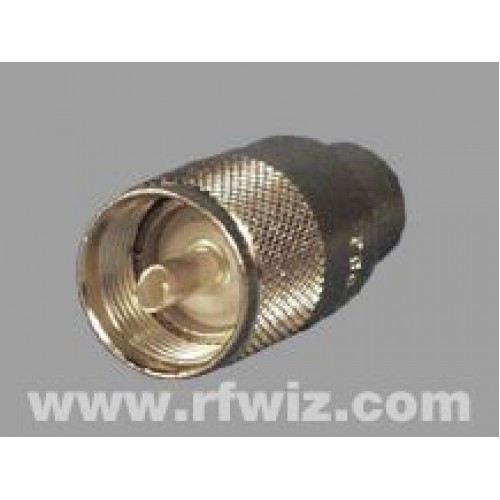 Rfc 08z Comtelco S0239 Solder Female Coax Connector For