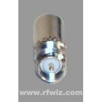 Comtelco RFC-10FRPA - SMA Crimp R/P Female Coax Connector for RG58 Type Cable