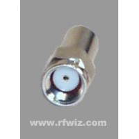 Comtelco RFC-10RPA - SMA Crimp R/P Male Coax Connector for RG58 Type Cable