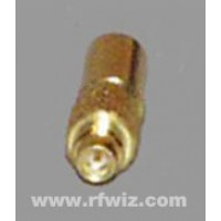 Comtelco RFC-12/316 - MMCX Male Coax Connector for RG316 / LMR™ 100 Type Cable