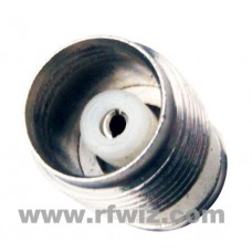 Comtelco RFC-01AF - TNC Crimp Female Coax Connector for RG58 Type Cable