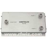 Comtelco CC150-2  -  150-250 MHz 125 Watt Wide Band Coupler Stacker to Combine Multiple Antennas