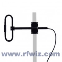 "Comtelco EDX450  -  UHF 406-512 MHz 2.5 dBd Gain 22"" 1 Element Folded Dipole Base Antenna"