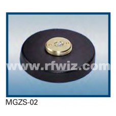 Comtelco MGZS-02 - Magnet Mount w/12' Micro Loss 900 coax NMO Female Base and BNC Connector