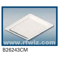 "Comtelco B26243CM  -  2400-2500 MHz 3.5 dBi Gain 4.5x4.5x.75""  Panel Ceiling Antenna"