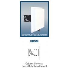 "Comtelco B2697HDSM  -  UHF 900-930 MHz 7.5 dBi (5.5 dBd) Gain 20dB F/B 8.5x8.5x.75"" 65° Panel Base Antenna"
