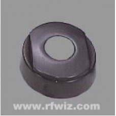 Comtelco 14BLN  -  Black Locking Nut NMO/TAD Replacement Part