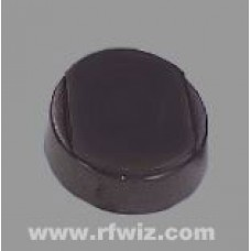 Comtelco 14BPRC  -  Black Plastic Rain Cap NMO/TAD Replacement Part