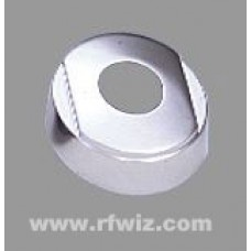 Comtelco 14CLN  -  Chrome Locking Nut NMO/TAD Replacement Part