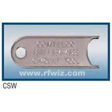 Comtelco CSW  -  C-Type Mount Spanner Wrench NMO/TAD Replacement Part