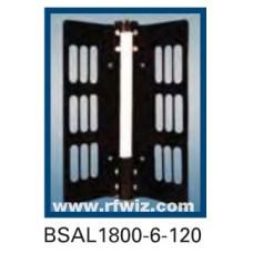 "Comtelco BSAL1800-6-120  -  UHF 1856-1990 MHz 6dBd Gain 32dB F/B 120° 25"" Sector Base Antenna"