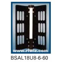 "Comtelco BSAL18U8-6-60  -  UHF 825-896/1850-1990 MHz 6dBd Gain 32dB F/B 60° 25"" Dual-Band Sector Antenna"