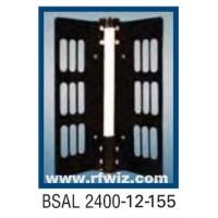 "Comtelco BSAL2400-12-155  -  UHF 2400-2500 MHz 12dBi Gain 32dB F/B 155° 25"" Sector Base Antenna"