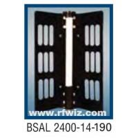 "Comtelco BSAL2400-14-190  -  UHF 2400-2500 MHz 14dBi Gain 32dB F/B 190° 25"" Sector Base Antenna"
