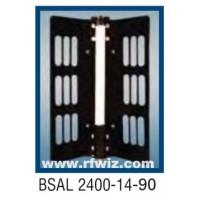 "Comtelco BSAL2400-14-90  -  UHF 2400-2500 MHz 14dBi Gain 32dB F/B 90° 25"" Sector Base Antenna"