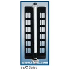 "Comtelco BSAX450C-6-120  -  UHF 450-470 MHz 6dBd Gain 17dB F/B 120° 30"" Sector Base Antenna"
