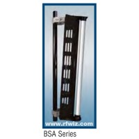 "Comtelco BSA2400-16-60  -  UHF 2400-2500 MHz 16dBi Gain 24dB F/B 60° 30"" Sector Base Antenna"