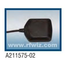 Comtelco A211575-02  -  1575 MHz GPS 27dbi Gain Magnet Mount 16' RG-174 w/BNC Mobile Antenna