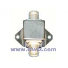 Comtelco CSF-2000NFNF  -  2GHz-3GHz Filter Gas Tube DC Blocked Surge & Lightning Arrestor