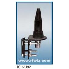 Comtelco TC158192  -  Truck Mirror Mount Low Pro Dual Band Cellular / PCS