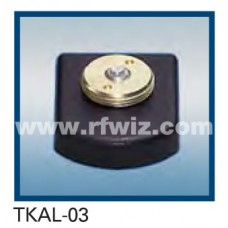 Comtelco TKAL-03 - Trunk Mount w/17' RG58A/U coax NMO Female Base and PL259 Connector