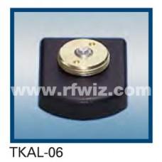 Comtelco TKAL-06 - Trunk Mount w/17' RG58A/U coax NMO Female Base and Crimp UHF (PL259) Connector