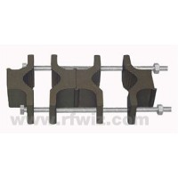 Comtelco BSLLUMNT1-2  -  Single Universal Heavy Duty Mount Bracket for BSL & BSLL Antennas