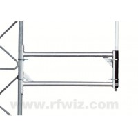 Comtelco BSSMNT10-2  -  Single Side Mount with 2 U Bolts