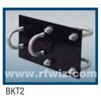 Comtelco BKT2  -  Mast Mount for 66 Series Yagi and EDX