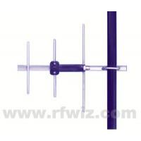 """Comtelco Y2283A-06  -  806-896 MHz UHF 3 Element Yagi 6dBd-15dB F/B 15"""" Standard Duty N Type Beam Antenna"""