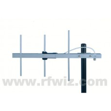 "Comtelco Y3343D-A  -  406-430 MHz UHF 3 Element Yagi 7dBd Gain 15dB F/B 20"" Heavy Duty Beam Antenna"