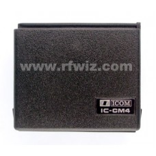 ICOM IC-CM4 - Battery Pack 9V 6-AA for IC-02A IC-02AT IC-02E IC-02N IC-32A U-16 H-16 Portable Radios - NOS