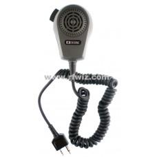 ICOM IC-CM9 - Speaker Microphone for IC-U16 IC-H16 IC-U12 Portable Radios - NOS