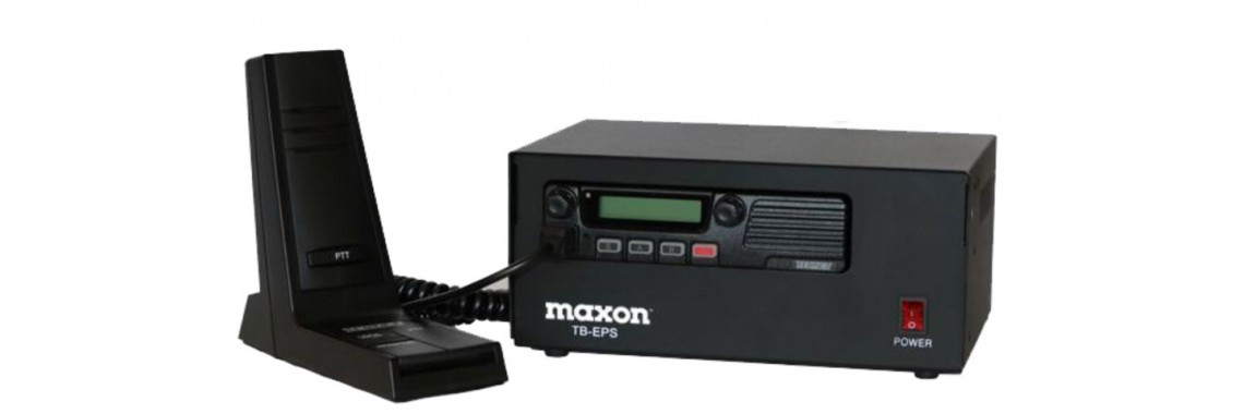Maxon TB-8000 Series Base Stations