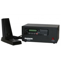 Maxon TB-8102  -  VHF 512 Ch 50 Watt Base Station Radio (136-174 MHz) w/display