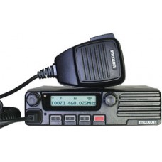 Maxon TM-2102  -  VHF 512 Ch 25 Watt Mobile Radio (136-174 MHz) w/display