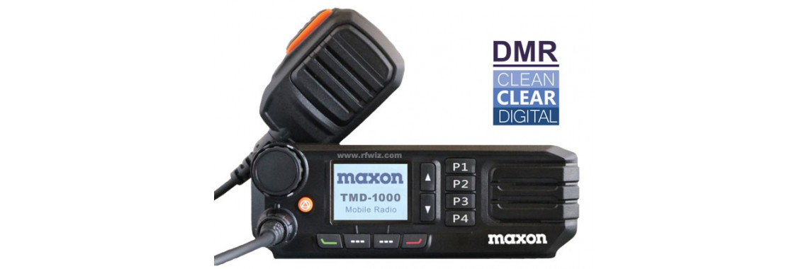 TMD-1000 Series Mobile Radios