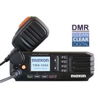 Maxon TMD-1424  -  UHF 1024 Ch 45 Watt DMR Tier II TDMA/Analog Mobile Radio (400-470 MHz) w/display