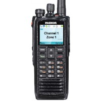Maxon TPD-1124G  -  VHF 1024 Ch 5/1 Watt DMR Digital/Analog/GPS Portable (136-174 MHz)